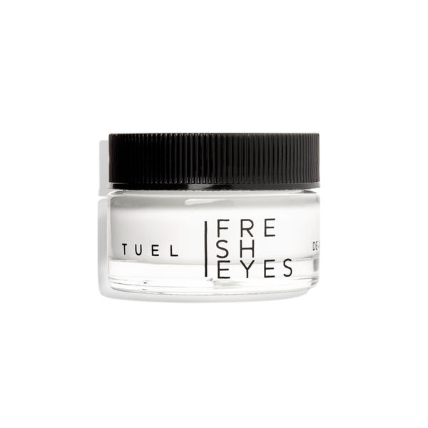 fresh eyes de-puff moisture lotion