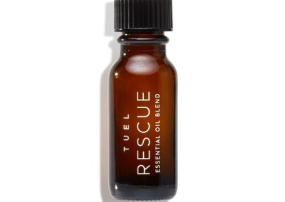 rescue anti aging essential oil blend